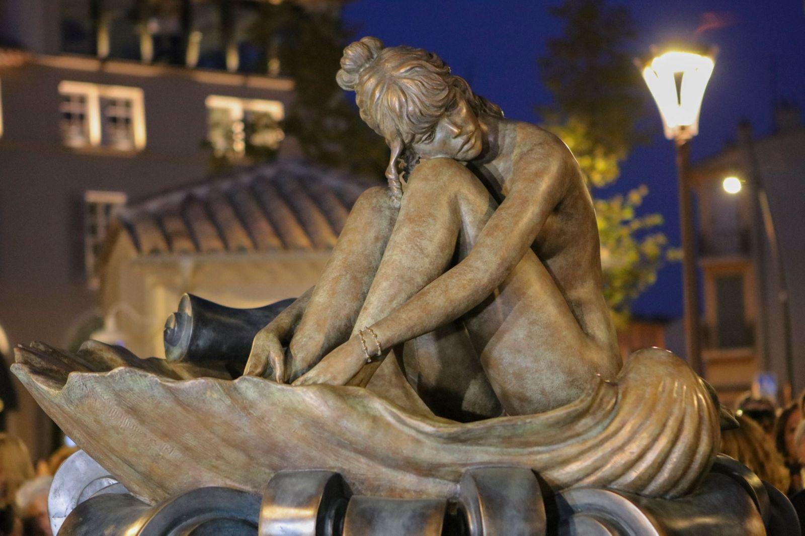Anlässlich des 83. Geburtstags von Brigitte Bardot wurde ihr eine Statue errichtet. Foto: supervision.fr