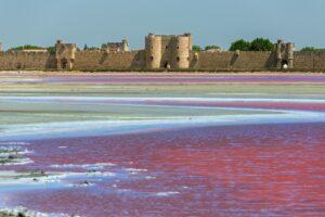 Aigues-Mortes hat rund 8.500 Einwohner.