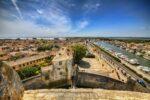 Aigues-Mortes wurde im 13. Jahrhundert als Hafenstadt kreiert.