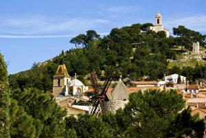 Das 12 Kilometer von Marseille entfernte Allauch zählt über 20.000 Einwohner.