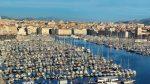 Der alte Hafen von Marseille verfügt über eine tägliche Schiffskapazität von circa 3.500 Booten.