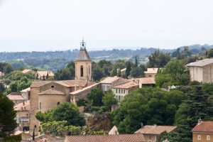 Beaumes-de-Venise ist ein wunderschöner Weinort in der Provence.