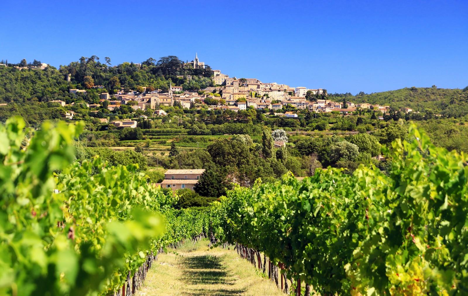 Bonnieux liegt rund 50 Kilometer von Avignon entfernt.