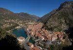 Rund um Breil-sur-Roya steigen die Seealpen empor, welche Frankreich, Italien und das Fürstentum Monaco verbinden.