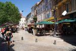 Brignoles ist eine wunderschöne Stadt in der Provence.