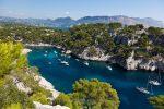 Das Massif des Calanques ist auf 20 Kilometern Länge zwischen Marseille und Cassis zu bestaunen.
