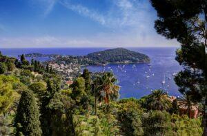 Cap Ferrat ist eine wunderschöne Halbinsel an der Côte d'Azur.