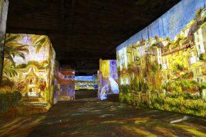 In diesem Jahr zeigt die Veranstaltung die Werke von Bosch, Arcimboldo und der Brueghel-Dynastie. Foto: carrieres-lumieres.com