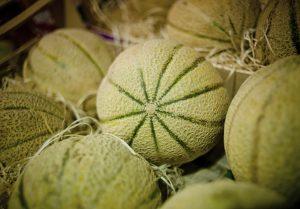 Cavaillon wird auch Hauptstadt der Melonen genannt.