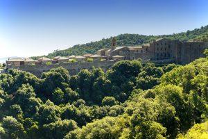 Die ehemalige Kartause liegt wunderschön in der Provence.