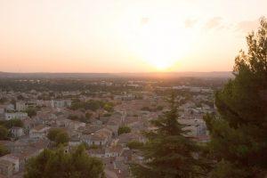 Châteaurenard liegt nur rund 10 Kilometer von Avignon entfernt.