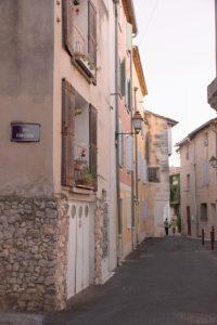 Die Kleinstadt Châteaurenard hat nur etwa rund 16.000 Einwohner.