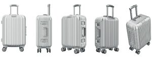 Der Platz im Handgepäck ist begrenzt. Also heißt es, sich gut zu überlegen, was der Inhalt von Trolley und Co. sein soll.