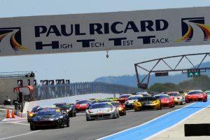 Der 'Circuit Paul Ricard' war zwischen 1971 und 1990 Austragungsort des Großen Preises von Frankreich in der Formel 1. Foto: circuitpaulricard.com