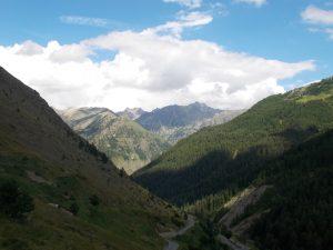 Die Col de la Bonette führt auf 2802 Meter Höhe.