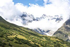 In den französischen Alpen gelegen, stellt der Col du Lautaret die Tür zur Provence dar.