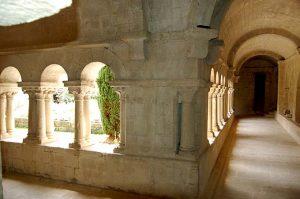 Das Priorat Notre-Dame de Ganagobie ist ein wunderschönes Benediktinerkloster.