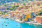 Èze ist eine an der französischen Mittelmeerküste zwischen Nizza und Monaco gelegene Gemeinde.