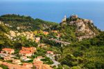 Die französische Gemeinde befindet sich direkt an der Mittelmeerküste.