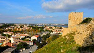 Fos-sur-Mer liegt etwa 50 Kilometer von Marseille entfernt.