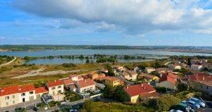 Fos-sur-Mer liegt hat mehr als 15.000 Einwohner.