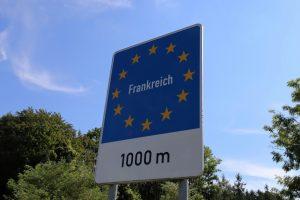 Ab dem 15. Juni öffnet Frankreich die Grenze wieder ohne Einschränkungen für Reisende aus Deutschland.