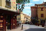 Fréjus war in der Antike der Hauptort der Oxibier.
