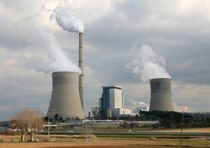 Das Kohlekraftwerk verfügt über eine Leistung von 825 Megawatt.