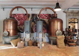 In Grasse können Sie einen Einblick in die Arbeit der bekannten Parfümfabrik Fragonard bekommen.