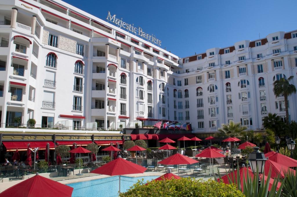 Hotel Majestic Barriere