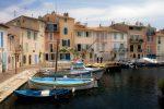 Istres in der Provence hat mehr als 43.000 Einwohner.