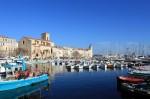 Der Hafen in La Ciotat ist nicht nur ein Yacht-, sondern auch ein Fischereihafen.