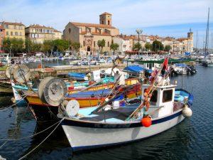 Vollgepackte Fischerboote ernähren in La Ciotat einige Familien.