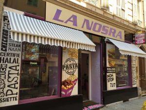 Dieses Restaurant in Nizza wurde geschlossen, da der Besitzer radikalisiert sein soll.