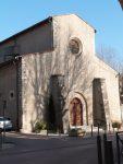 La Roquebrussanne - Église Saint-Sauveur - Foto: By Thérèse Gaigé (Own work) [CC BY-SA 3.0 (http://creativecommons.org/licenses/by-sa/3.0)], via Wikimedia Commons