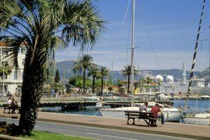 La Seyne-sur-Mer liegt südwestlich von Toulon.