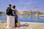 Das schmucke Städtchen an der Côte d'Azur hat mehr als 60.000 Einwohner.