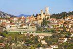 Die oberhalb von Monaco liegende Gemeinde La Turbie ist die Heimat des Tropaeum Alpium.