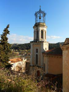 Église Saint Blaise in Les Pennes-Mirabeau.