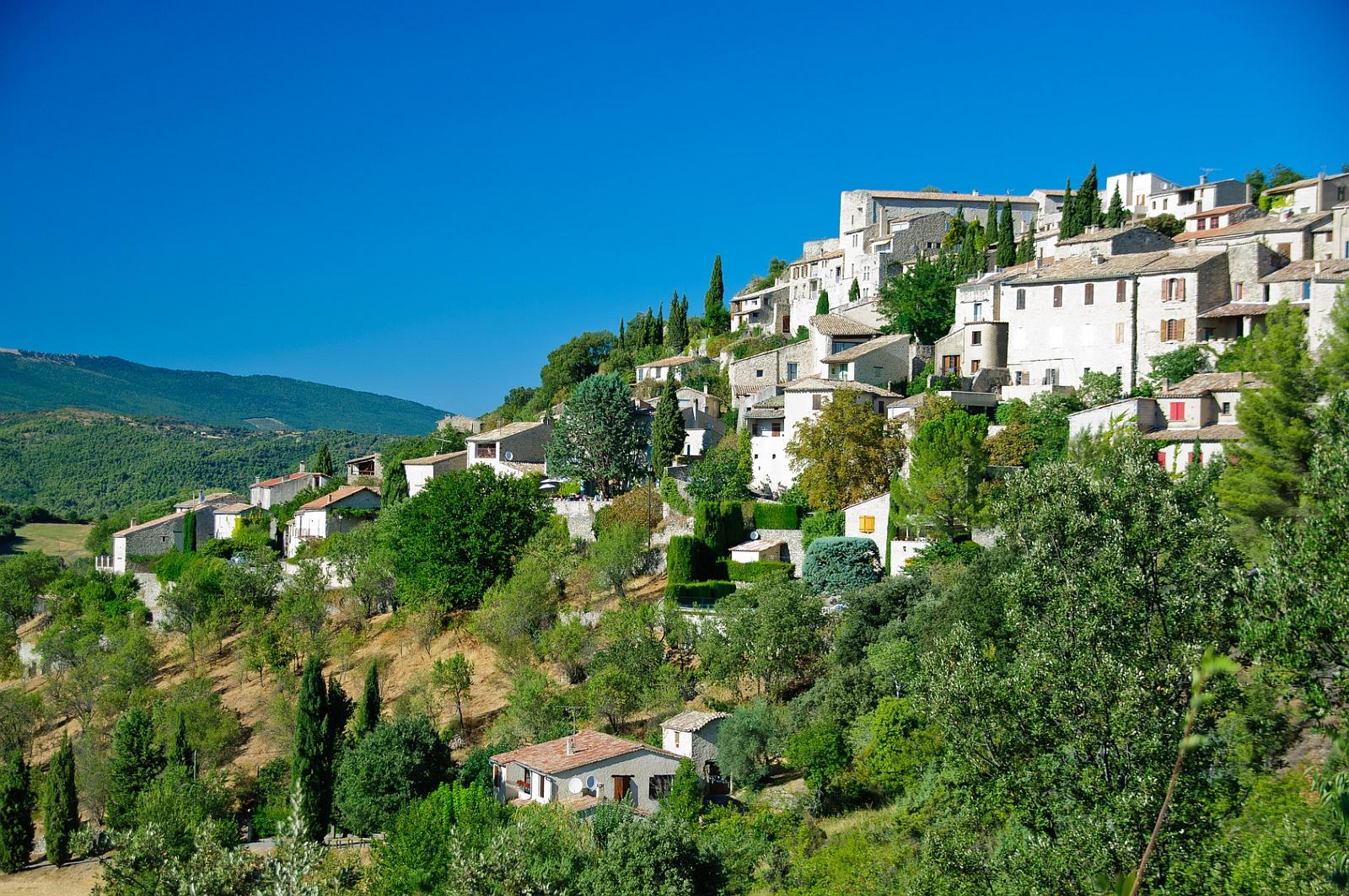 Lurs das dorf in der haute provence provence for Haute provence info