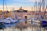Marseille ist eine französische Hafenstadt mit rund 860.000 Einwohnern.