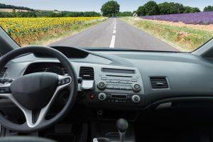 Kilometerlang reihen sich duftende Lavendelfelder an goldgelbe Sonnenblumen: Das ist die Provence!