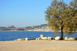 Miramas verfügt über einen wunderbaren Standort an der Mittelmeerküste.