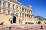 Der Fürstenpalast in Monaco ist die offizielle Residenz des Fürsten von Monaco.