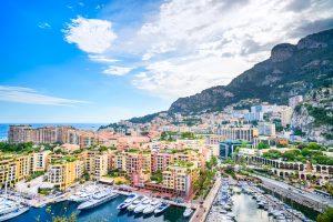 Monte-Carlo ist ein Stadtbezirk Monacos.