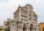 Die Kathedrale Notre-Dame-Immaculée in Monaco-Ville ist die Hauptkirche des Fürstentums Monaco.
