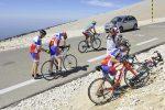 Der Mont Ventoux hat eine große Bedeutung für den Radsport.