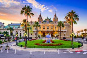 Das Casino ist eine der bekanntesten Sehenswürdigkeiten Monte-Carlos.