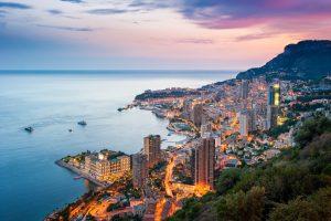 Monte-Carlo ist unter anderem bekannt für die alljährlich stattfindende Rallye Monte Carlo.