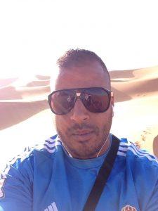 Unbeeindruckt von seiner Tat postete Nabil Ibelati sonnige Urlaubsfotos auf Facebook. Foto: Facebook